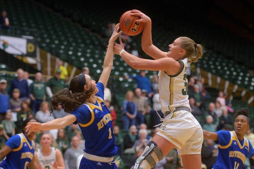 Colorado State women's basketball team fights past UC-Riverside