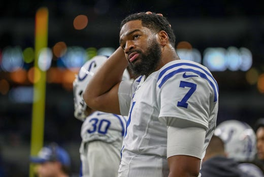 Game Blog Colts Are In Deep Trouble After A 31 17 Loss To