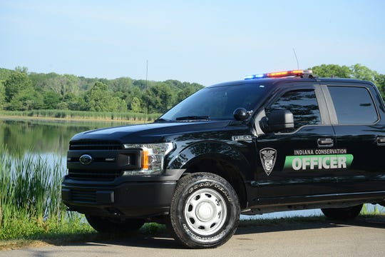 Indiana conservation officer