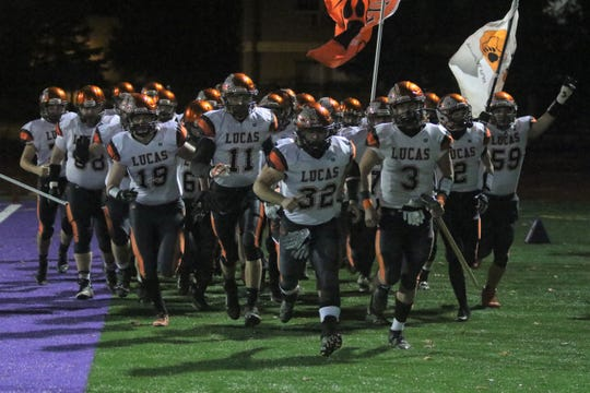 The Lucas Cubs will play for a Division VII State Championship at 10 a.m. on Saturday at Tom Benson Hall of Fame Stadium in Canton.