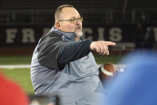 Lucas coach Scott Spitler earns the praise of his players as the reason why the Cubs have been so successful.