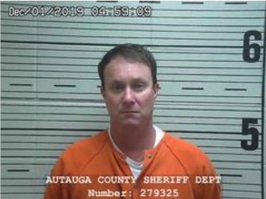 Bobby Carr, head football coach at Autauga Academy, was arrested on a DUI charge and jailed at 3:41 a.m. Sunday.