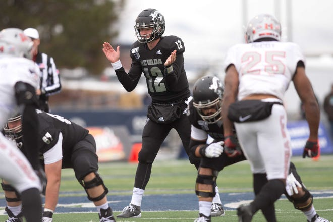 Nevada and UNLV are scheduled for a late kickoff on Oct. 31 in Las Vegas.
