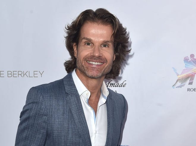 "Louis van Amstel said the Utah teacher who shamed his son for saying he was grateful to be adopted by two dads ""really hurt us."""