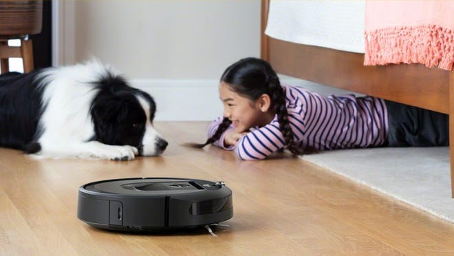 The iRobot i7+ is the best robot vacuum we've ever tested.