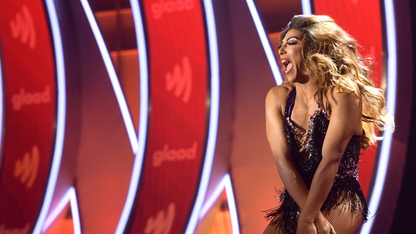'RuPaul's Drag Race' star Shangela brings the party to the Borgata in Atlantic City