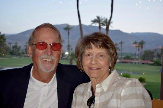 Richard and Dianne Kelstrup