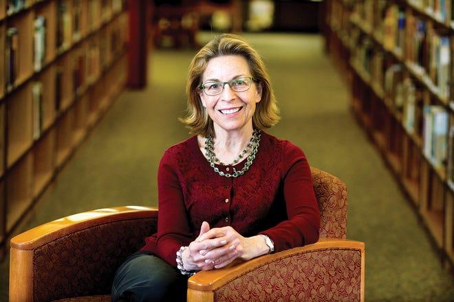 Jill Jean, library director, Kitsap Regional Library
