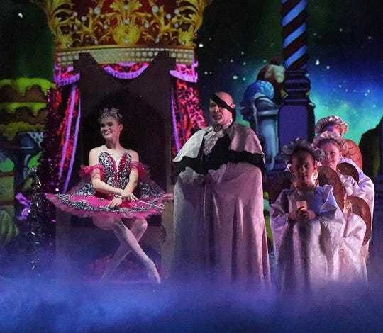 "Galmont Ballet's ""The Nutcracker"" will be performed at 7:30 p.m. Dec. 20 and 21, and at 2 p.m. Dec. 21 and 22 at the Historic Cocoa Village Playhouse. Call 321-636-5050 or visit cocoavillageplayhouse.com."