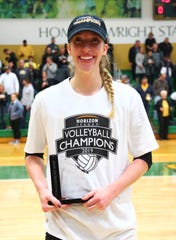 Laura Crawford has enjoyed an historic season with Northern Kentucky, as the Norse won their first Horizon League tournament title and earned their first Division I tournament berth.