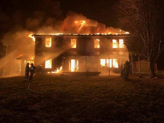 A fire destroyed the home of Clive Fire Lt. Gerrit Foreman. After his fire family started a GoFundMe, people have blown past the $3,000 goal and raised over $20,000.