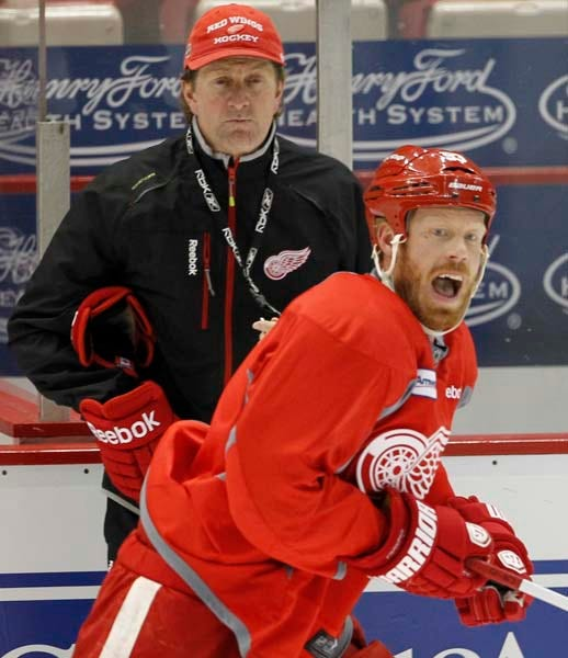 Ex-Red Wing Johan Franzen calls Mike Babcock 'a terrible person, the worst I have ever met'