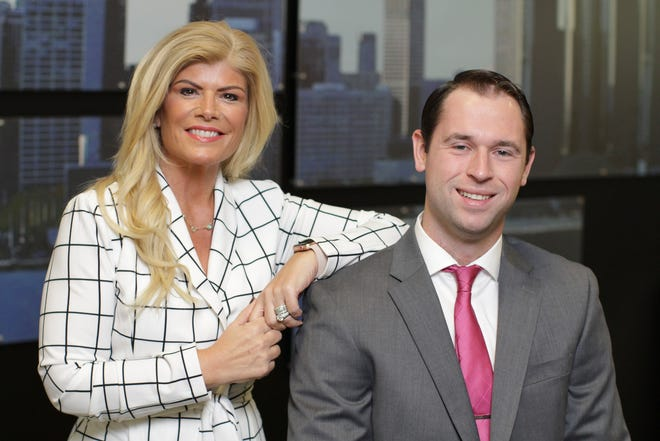 Jackie Page and Jason Scott are the new afternoon anchors at WWJ-AM.