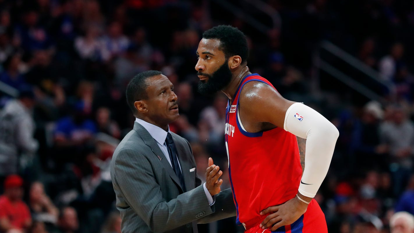 Why Detroit Pistons likely won't ignite trade fireworks: It's all about the money