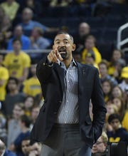 Head coach Juwan Howard has Michigan off to a 7-0 start and ranked No. 4 in the country.