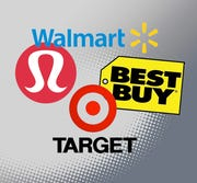 Target Corp., Best Buy Co., Walmart Inc. and Lululemon Athletica Inc. were widely mentioned by Wall Street analysts as early leaders for Black Friday weekend.