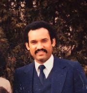 William O. Ross was killed in 1987.