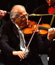 Augusto Diemecke is a principal musician with the Orchestra of the Southern Finger Lakes.