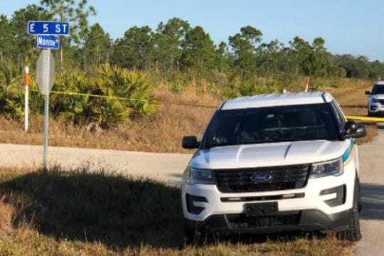 The Lee County Sheriff's Office reported Monday afternoon that is continuing to investigate a body found early Nov. 29 in the 400 block of Monroe Avenue, Lehigh Acres.