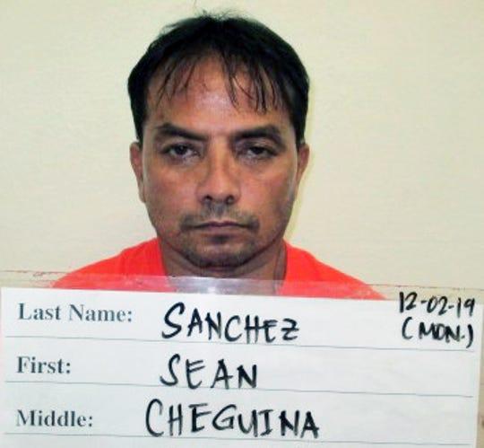 Sean Cheguina Sanchez