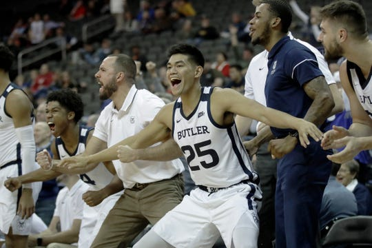 Butler Basketball Heads To Ole Miss Looking For Rare Road