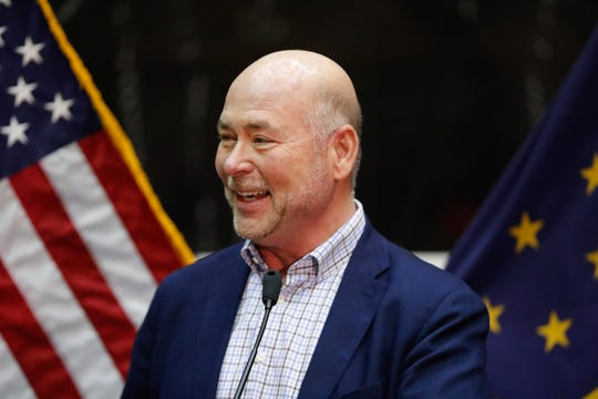 Brian Bosma, R-Indianapolis, is Indiana's longest-serving speaker of the House.