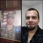 Albert 'Al' Hughes III was one of more than 6,000 U.S. military veterans who have died by suicide each year since 2017.
