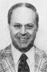 1979: Howard Vernon is shown in a photo from an article announcing his new position at City High.