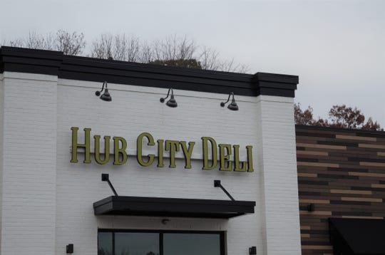 Hub City Deli plans to open at 2062 Pleasant Plains Extension in January.