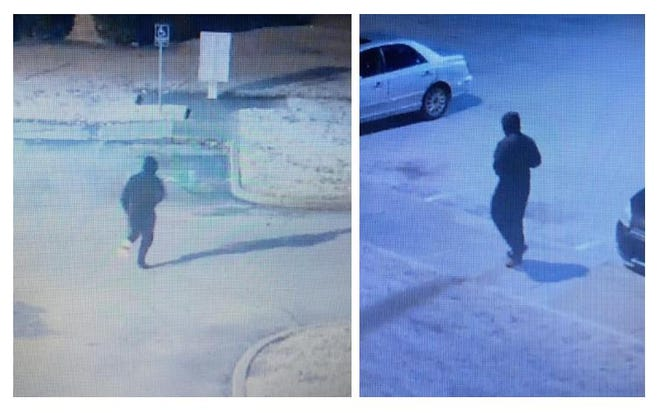 Brownsville Police and the Tennessee Bureau of Investigation are seeking help identifying this man, accused of killing a pregnant woman and her unborn child and critically injuring the woman's 8-year-old daughter in a shooting in Brownsville, Tenn. on Dec. 1, 2019.
