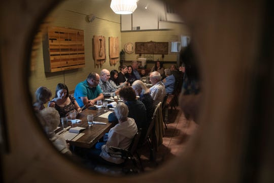 "Descendants of the Roehrig and Deuser families have a family reunion at the Eiderdown's establishment in Germantown, which some of the elders once called ""home."""