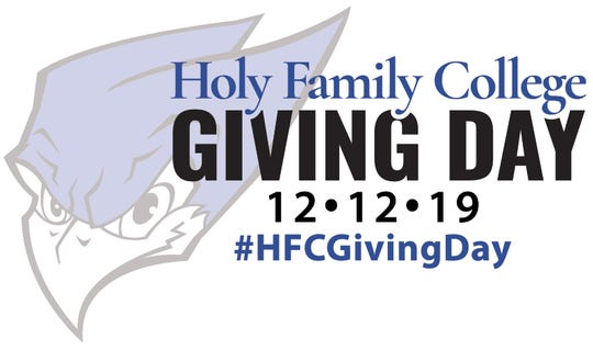 Holy Family College will host a Giving Day on Dec. 12.