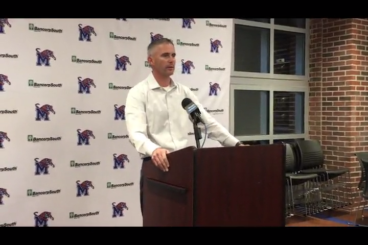 Mike Norvell 5 Things To Know About The Memphis Football Coach