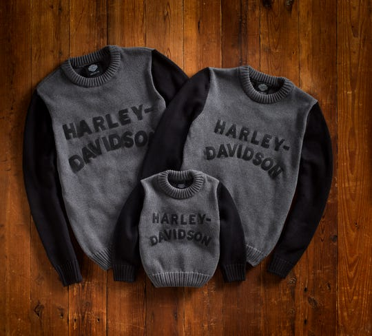 Milwaukee's Harley-Davidson Museum sells clothes for all ages, including the youngest family members.