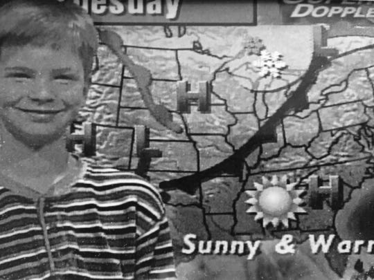 In seventh and eighth grade, Mike Rawlins would wake up two hours before class to create weather graphics in PowerPoint for Kettle Moraine Middle School's TV announcements.Then, he'd give the forecast on camera.