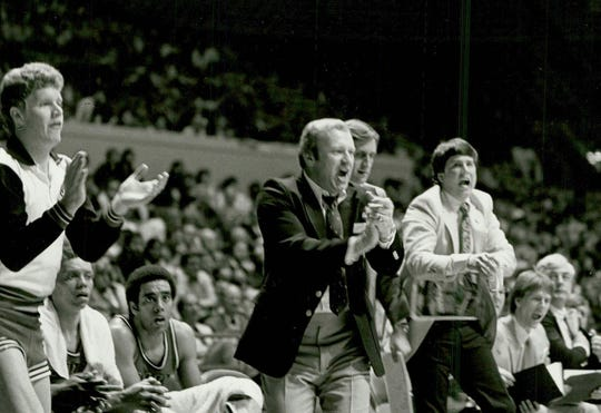 Former Ball State head coach Steve Yoder coached the Cardinals from 1977-82.