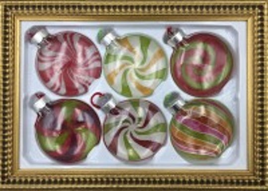 Gordy Fine Art andFraming Co. will offer local art and gifts at special sale prices on select Christmas ornaments, earrings, mugs, and shirts Dec. 5, 2019.