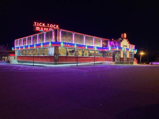 The new Tick Tock Diner