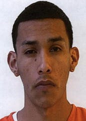 Mugshot of Fermin Omar Moreno- Ortiz. Courtesy photo.