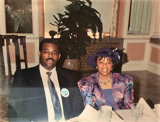 Stephen and Dorothy Greene are pictured in an undated photo