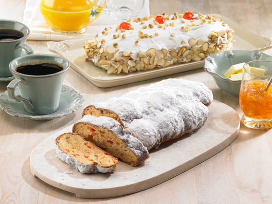 Stollen is considered a holiday staple in many Wisconsin households.