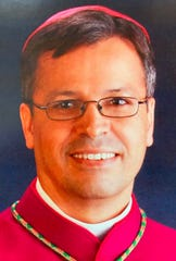 Bishop Alberto Rojas, 54, will be coadjutor and serve alongside Bishop Gerald Barnes.