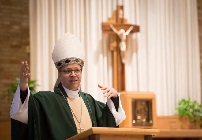 Rev. Alberto Rojas is the bishop of the Roman Catholic Diocese of San Bernardino, which covers Riverside and San Bernardino counties.