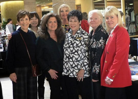 The Friends of Hidden Harvest board of directors include Carol Glickman, tribute secretary; Amy Ashmann, recording secretary; Dee Brown, president; Nancy Skonezny, membership chairperson; Barbara Stenzler, events coordinator; Christy Porter, Hidden Harvest director; Susan Reilly, finance chairperson.
