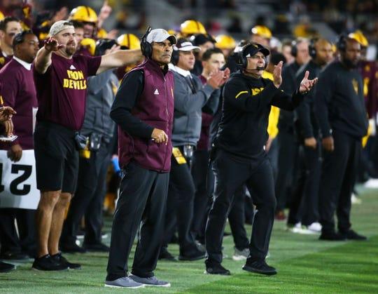 Has Herm Edwards elevated the Arizona State football program?