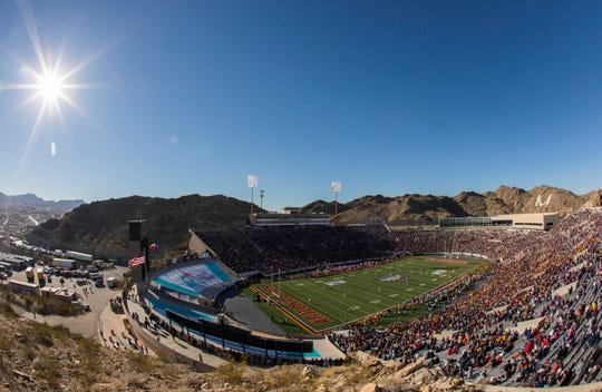 Arizona State took on North Carolina State in the 2017 Sun Bowl. Could the Sun Devils return to El Paso in 2019?