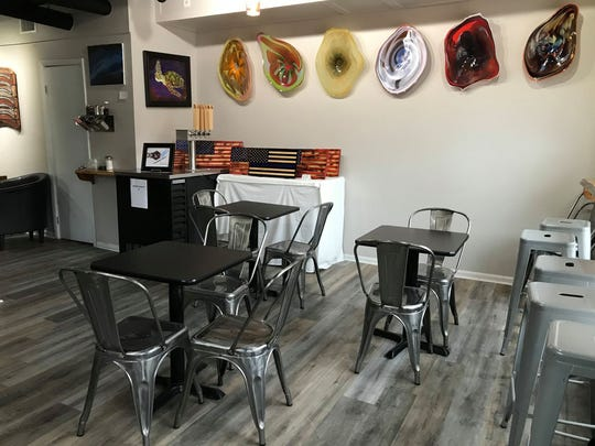 Lexington Coffee Co. and 3 North Vines are teaming together to open a coffee and wine bar in the coffee shop at 5533 Main St. in Lexington.