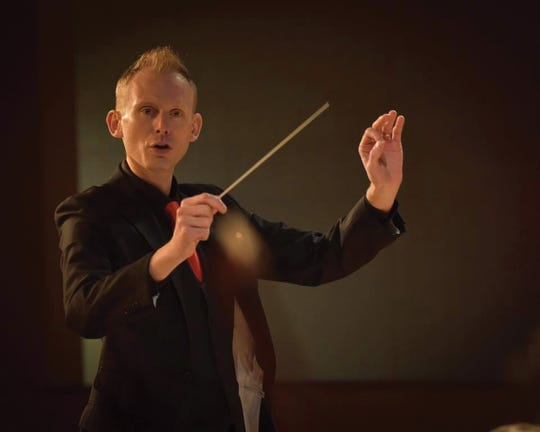 """William Stevens will direct the Northern Dutchess Symphony in """"Sounds of the Season – Santa at the Movies,"""" Dec. 7."""