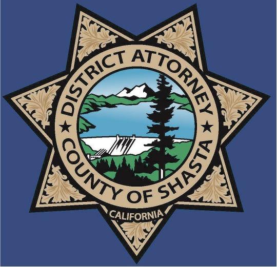 Shasta County District Attorney logo