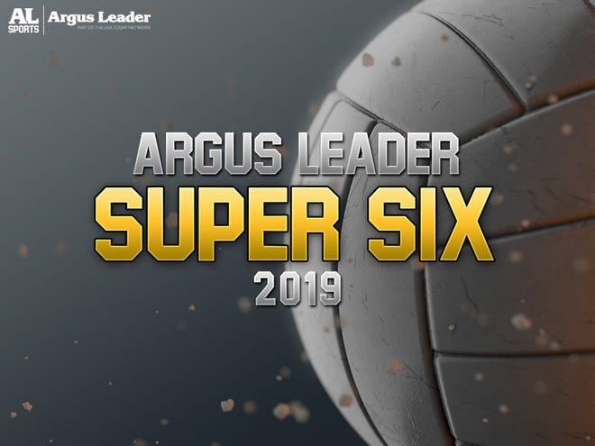 Argus Leader Super Six 2019